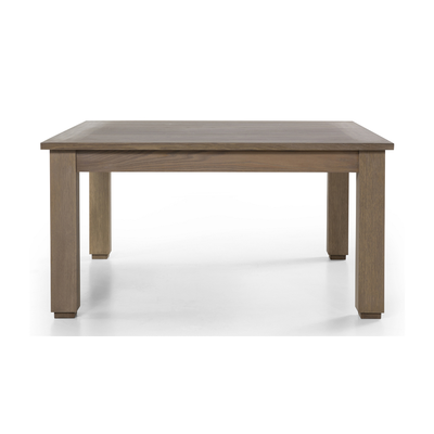 Table WENDUNE Flamant 150x150 cm