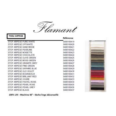 canap milano flamant l 240 cm flamant villa demeure. Black Bedroom Furniture Sets. Home Design Ideas