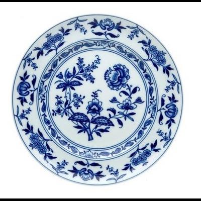 Assiette Plate MARGAO Porcelaine (vendu par 4)