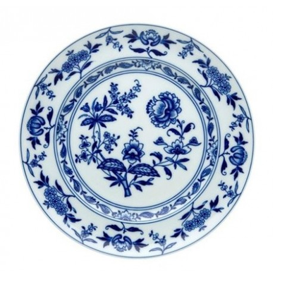 Assiette Dessert MARGAO Porcelaine (vendu par 4)