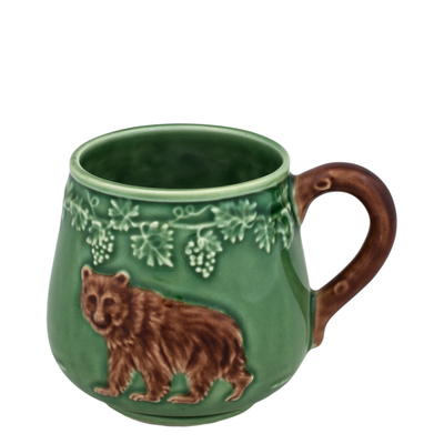 Mug Chasse OURS Faïence (vendu par 4)