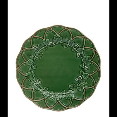 Assiette Plate CHASSE Faïence (vendu par 4) Ø 28 cm
