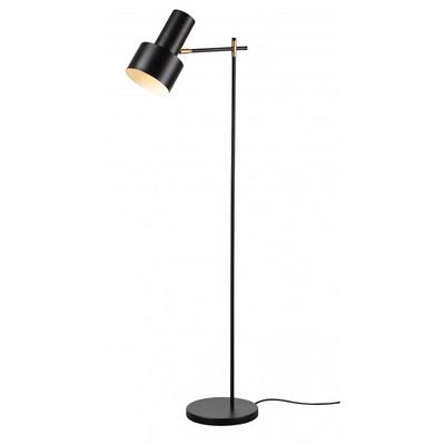 Lampadaire Métal Noir POTENCE H 140 cm