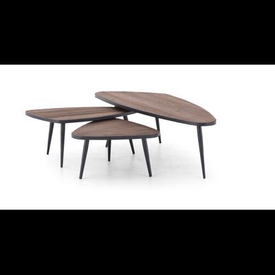 Table Basse MORONI 3 pièces
