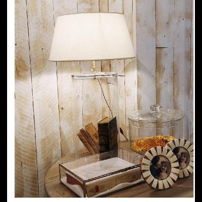 Lampe CYPRINE H 36 cm