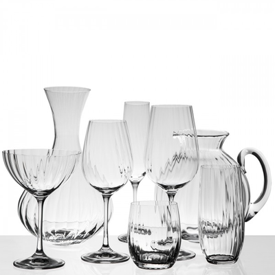Collection WATERFALL (Verres vendus par 6)