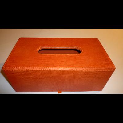 Boîte Kleenex ORANGE HERMES