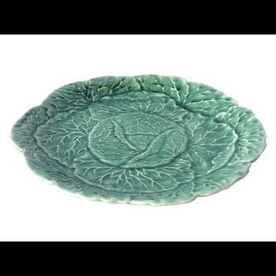 Assiette Plate CHOU VERT Ø 25 cm