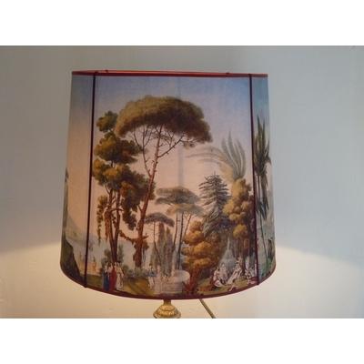 Abat-Jour PANORAMIQUE Cylindre Ø 35 cm