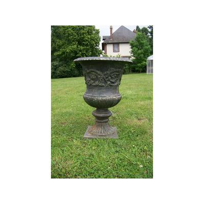 Vase en Fonte Ø 44 cm