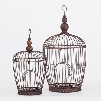 Cages A Oiseaux BRITTO set de 2