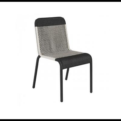 Chaise de Jardin BROWN & WHITE