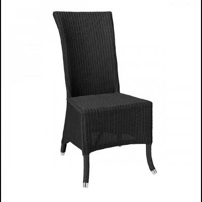 Chaise en LLoyd Loom AMELIE (12 coloris possibles)