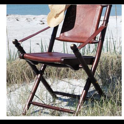 Chaise BOLSEN en Cuir