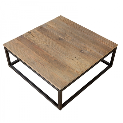 Coffee Table VINTAGE 100*100 cm