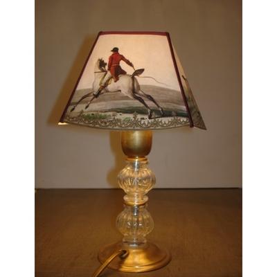 Pied De Lampe MANON H20 cm