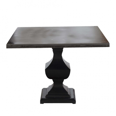 Table Dîner BLACK HIERRO Ø 106 cm