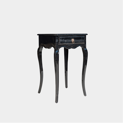 Chevet ESPARON Noir L 42 cm