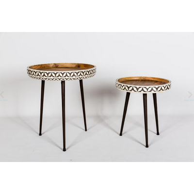 Side tables NIPON (set of 2)