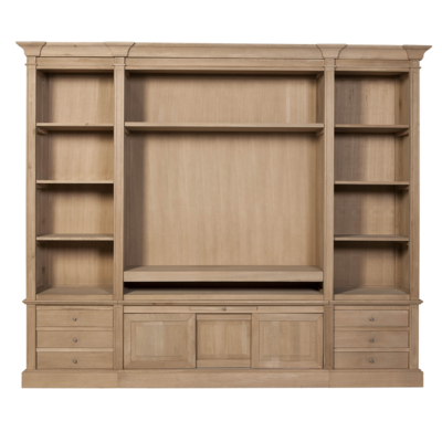 Meuble TV Cupboard DRESDEN L 268 cm