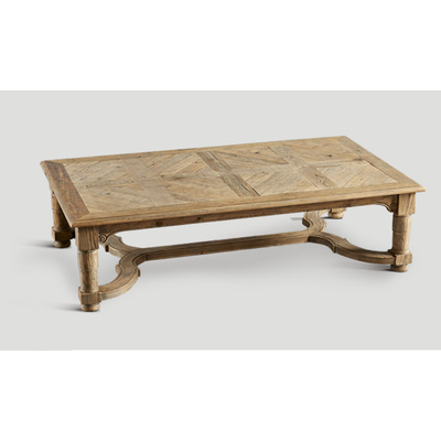 Table Basse Bois CARREAUX L 170 cm