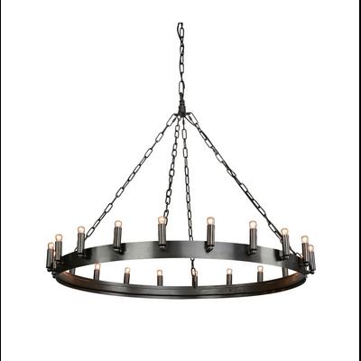 Lustre CROWN CEILING LAMP Ø 140 cm