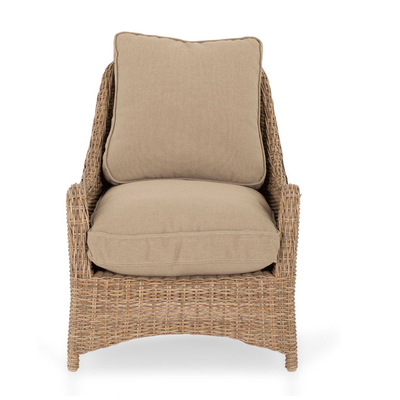 Lounge Chair JANIQUE Avec Coussin