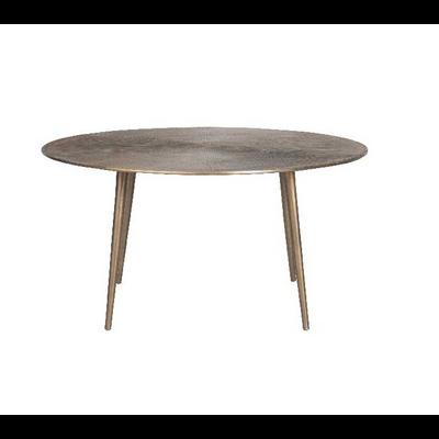 Table Basse BRONZE Ø82 cm H41 cm