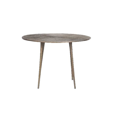 Table Basse BRONZE Ø 68 cm H46 cm