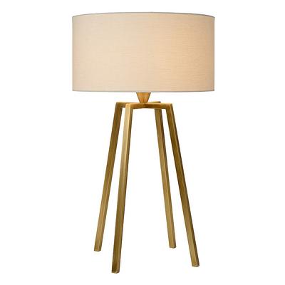 Lampe QUARANT Bronze (Abat-Jour inclus)