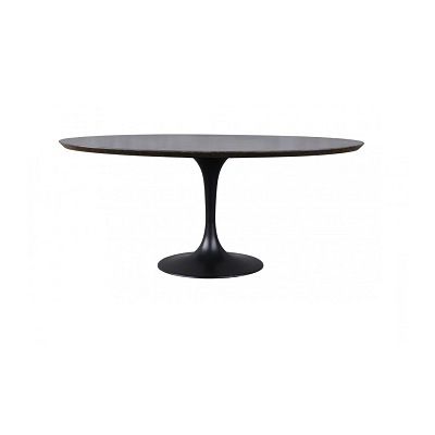 Table TULIPE Ovale Ø 180 cm