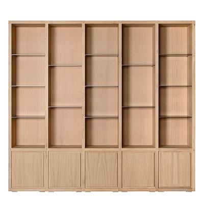 Bookcase LEXON L 250 x P 40 x H 230 cm