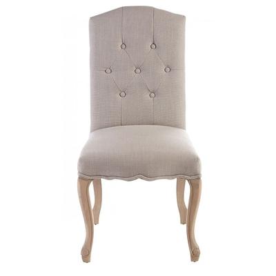 Chaise l'ARLESIENNE CAPITONNEE H 100 cm