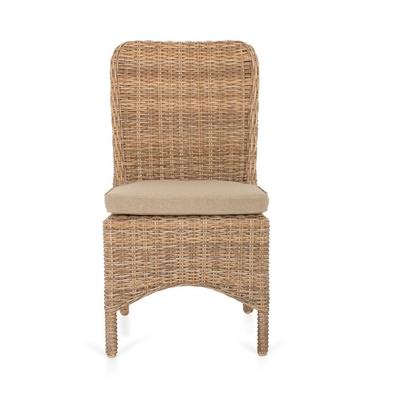 Chaise de Jardin JANIQUE Avec Coussin