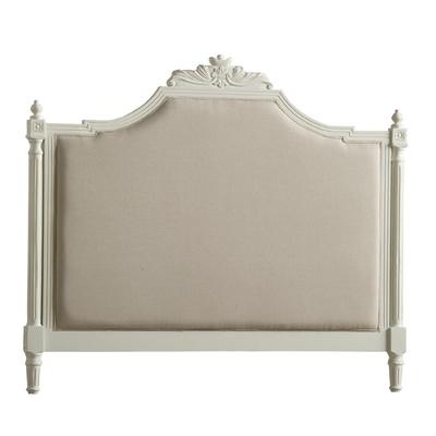 Tête de Lit CAMPAGNE Blanc Antique (pour lit 90 ou 160 cm)