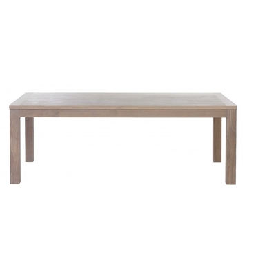 Table Rectangulaire PAPILLON en CHENE L 220 cm
