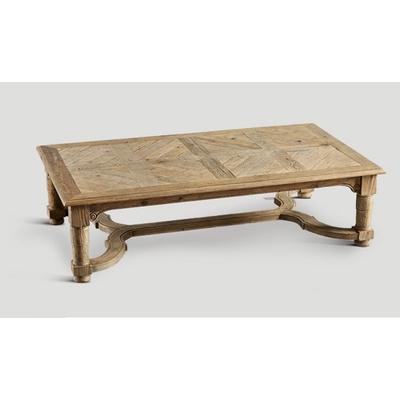 Table Basse Bois CARREAUX L 170 cm