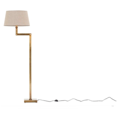 Lampadaire MARTHA, Finition Laiton H 150 cm
