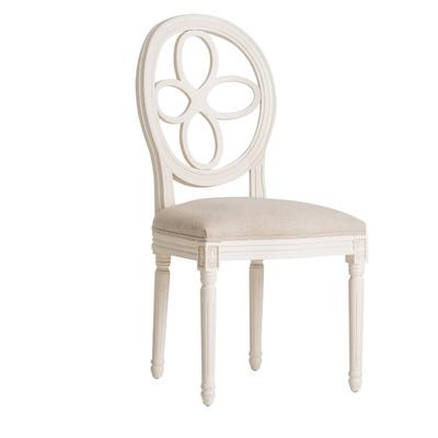 Chaise STHUR Orme, Lin, Mousse