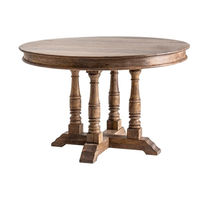 Table Ronde HARLON Ø 122 cm