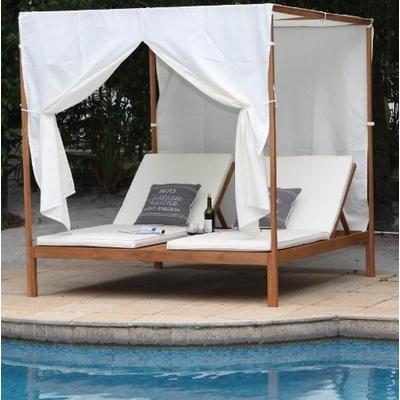 Lounge Bed MIAMI L 185 cm