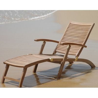 Chaise Longue DECK L 168 cm