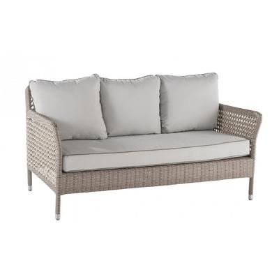 Canapé 2 places en résine CAP FERRET L 147 cm