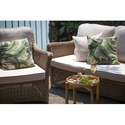 Ensemble Outdoor MARRAKECH 4 Places (Canapé, 2 fauteuils, 1 table)