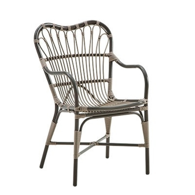 Fauteuil MARGARET Outdoor MOCCACINO