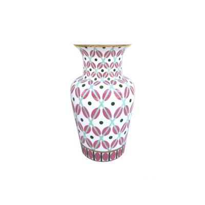 Vase Pink Coffee H 41 cm