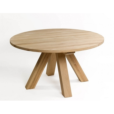 Table Ronde CHENE Ø 150 cm