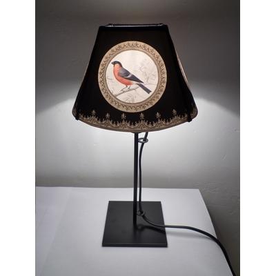 Pied De Lampe THAIS NOIR Mini H 25 cm