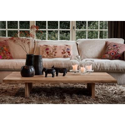 Table Basse SPLITZ Chêne Naturel L 160 cm