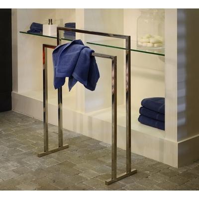 Porte-Serviettes DANAU Nickel Chromé L 60 cm